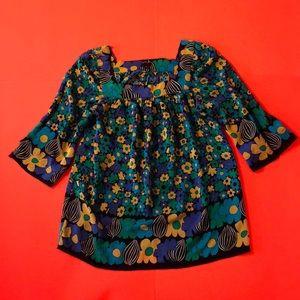 ANNA SUI Short sleeve blouse